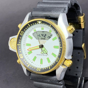 05fafb4b345 Relogio Citizen Aqualand Branco - Relógios no Mercado Livre Brasil