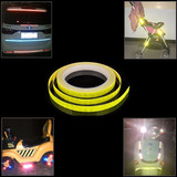 Mountain Car Accessories Bike Reflective Stickers Safety Equ