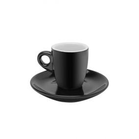 Jogo De Xícaras De Café Com Pires Porcelana 12 Hfwt