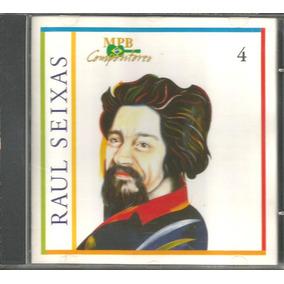 Cd - Raul Seixas - Mpb Compositores - Lacrado