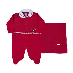 d4c557874ccdc Saida Da Maternidade Vermelha Sonho Magico - Bebês no Mercado Livre ...