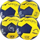 4e4fc69ba8 Bola Handebol Adidas H3l - Esportes e Fitness no Mercado Livre Brasil