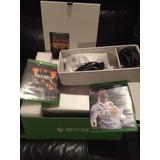 Xbox One S 1tb Edición Especial Minecraft