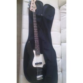 Bajo Fender Squier Jazz Bass 4 Cuerdas