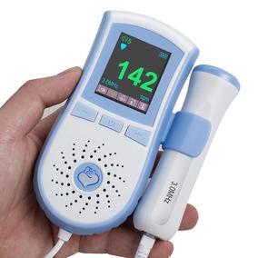 Monitor Fetal De Doppler 3 Mhz Pantalla A Color