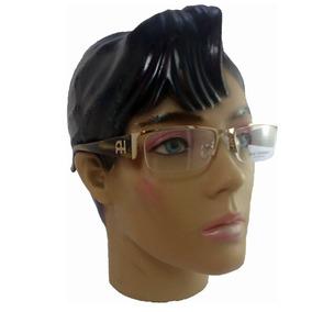 Armacao Oculos Feminino Grau Ana Hickmann - Óculos Bordô no Mercado ... f1408d0a58