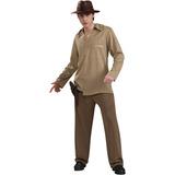 Adulto. Hwo Disfraz Indiana Jones Delux - Disfraces en Mercado Libre ... f774dbc8471