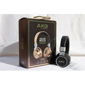 Fone Bluetooth Akg Az-05 Headphone Estereo Sem Fio Mp3