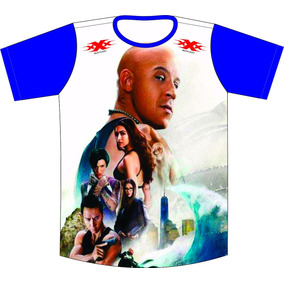Camisas Com Temas Filmes, Musicas E Series.