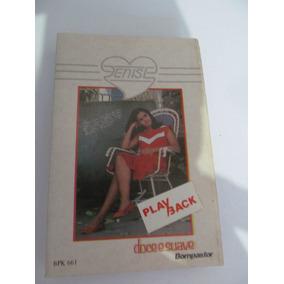 Denise - Doce E Suave - Play-back K7