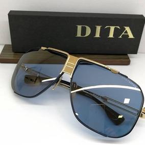da4f1cfc45086 Culos Dita Matador 18k Gold - Óculos no Mercado Livre Brasil