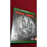 Evolve Xbox One Fisico