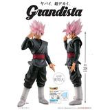 Goku Black Grandista Banpresto 100% Original Nuevo Sellado