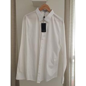 Camisa Masculina Ricardo Almeida - Original E Nova! 341162d4295fb