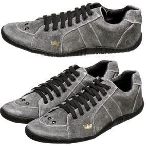 c43abd153b8 Tenis Valeiko - Sapatos Cinza escuro no Mercado Livre Brasil