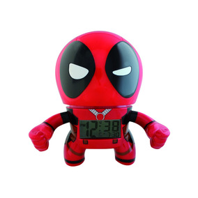Reloj Niño Despertador Bulb Botz Deadpool Outlet Watch It!