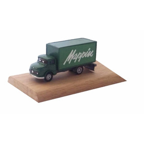 Caminhão Mercedes - Mb 1113 - Mappin - Perez Ferromodelismo