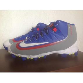 Tacos Nike Football Americano  7 Color Azul Gris Rojo 51798bf7a2d3a