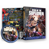 Superman - Reino Do Superman 2019 - Dublado - Dvd