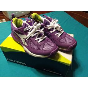 Nuevos Tenis Diadora Speed Pro Para Tennis Mujer 25.5 Mx e19fa619c8a8f