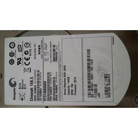 Hd Seagate 146gb 15k.5 Firmeware S513