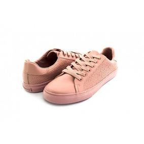 Tenis Tommy Hilfiger Tw Lexxan Gs Nappa Pu Soft Pink 22-27