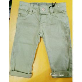 Calças Cintura média Verde claro de Bebê no Mercado Livre Brasil f7c92c9ce21