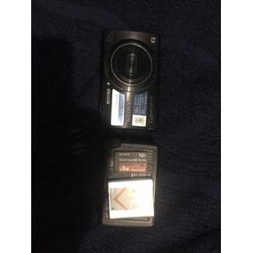 Câmera Digital Sony Cyber Shot 16.1mega Pixels