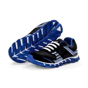 Tenis Sportline Azules