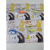 Los Simpsons Bart Dinosaurio Esponja Milonga Customs