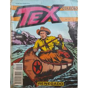 Hq Tex Coleção 112 Globo: Renegado / 100pg 1996 (b) E06