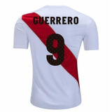 Camisa Guerrero Peru Copa Mundo 2018 Original - Frete Gratis 0e5dc941d521a
