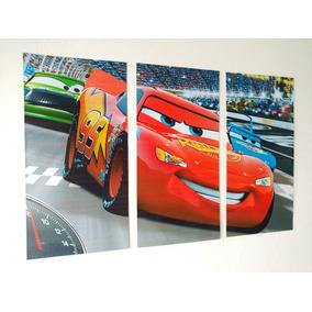 Cars - Poster Tríptico (50x90cm)
