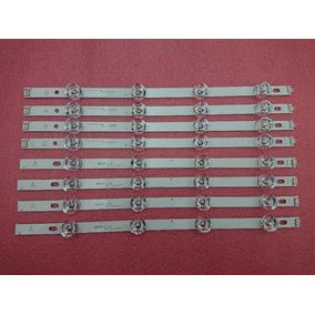 Barra Led Lg 39lb5600 - 39lb5800 Kit Completo