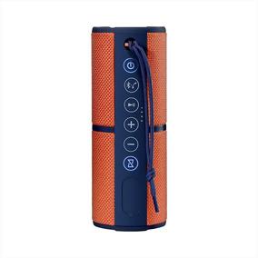 Caixa De Som Portátil Pulse Speaker Sp246 Waterproof Bluetoo