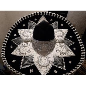 Sombrero Charro Mariachi Color Fino Adulto Mexicano dce052008d60