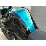 Protector Tanque + Pierneras Con Stomp Grip Yamaha Fz 2.0
