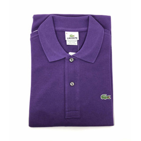 Camisa Lacoste Tipo Polo Manga Corta Talla 5