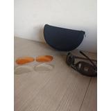 Oculos Moto-bmw-importado-trivision Glass-jogo De 3 Lentes