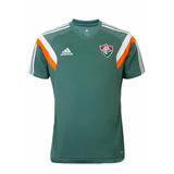 194bc76602 Camisa De Treino Laranja Fluminense no Mercado Livre Brasil