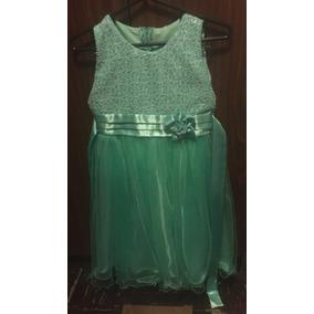 ae734c66af Vestidos De Niña Verde Jade - Vestidos en Mercado Libre Perú