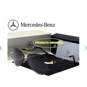 Óculo De Sol Mercedes-benz Polarizado Original Moderno Leve. R  799 203847931a
