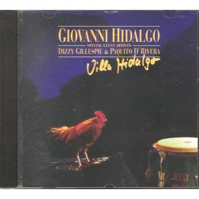 Cd Giovanni Hidalgo Villa Dizzy Gillespie Paquito D