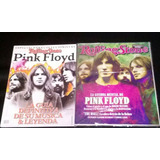 Revista Rolling Stone Lote Pink Floyd