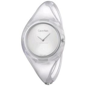 09a5fb828e1b Reloj Calvin Klein Ck Caratula Transparente - Relojes en Mercado ...
