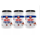 Kit 5x Whey Protein Pre Midway