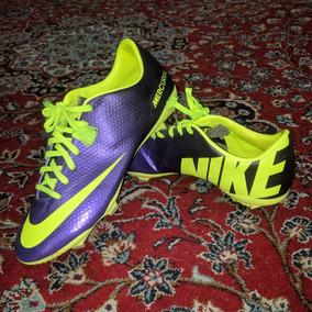Zapatos Tacos Nike Originales Fútbol Mercurial Vapor Ix Fg 444ce2ae2710b