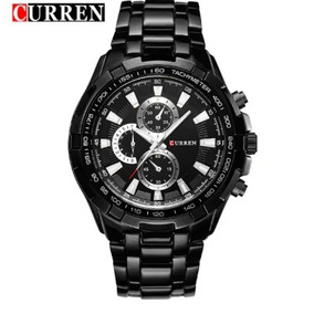 Relógio Masculino Curren Original Lançamento Pronta Entrega