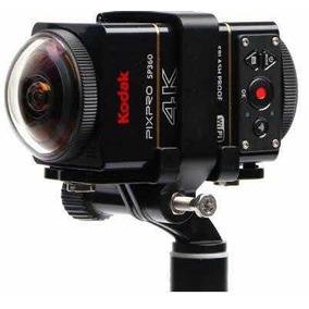 Câmeras Kodak Pixpro Sp360 4k