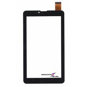 Mica Tactil Para Tablet 7 Telefo Quo Qd3-710-bk Qd3g-710 Wt